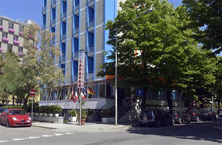 Hotel Caravan Pesaro